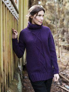 Womans Pullover Novita Nordic Wool | Novitaknits