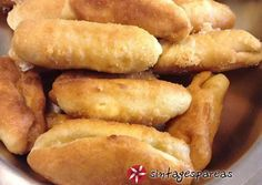 Greek Cooking, Cooking Time, Cooking Recipes, Greek Desserts, Greek Recipes, No Bake Cake, Hot Dog Buns, Finger Foods, Food Processor Recipes