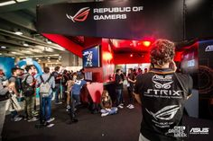 ASUS @ #Gamesweek, Milano 24-26 ottobre 2014