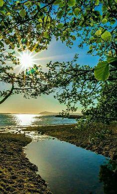 Our Beautiful Nature Beautiful Sunset, Beautiful World, Beautiful Images, Beautiful Morning, Landscape Photography, Nature Photography, Photos Voyages, Nature Scenes, Science And Nature