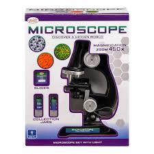 Discover the wonders of science with this beginner microscope set. Switch between and magnification zoom levels for different object samples. Rotating magnification selector and height adjuster makes it easy to focus in ideally on Science Kits, Outdoor Toys, 12 Year Old, Can Opener, Cool Toys, Kids Toys, Art For Kids, Ireland, Things To Come