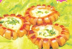 Яйцо в сосиске / Женское счастье!
