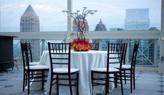 The Peachtree Club ~ Skyline Terrace ~ 999 Peachtree Street NE, 28th Floor, Atlanta, Georgia 30309