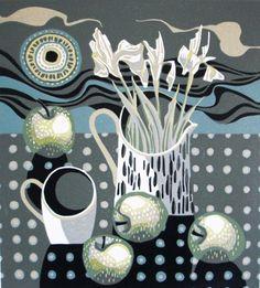 British printmaker Jane Walker