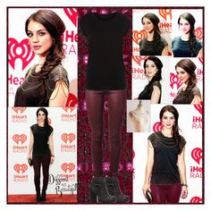 """""""Adelaide Kane~iHeartRadio Music Festival 2013"""" by tvshowobsessed ❤ liked on Polyvore featuring Crate and Barrel, Kane, Citizens of Humanity and Jeffrey Campbell"""