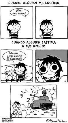 "The Fantastic Sarah Andersen - Funny memes that ""GET IT"" and want you to too. Get the latest funniest memes and keep up what is going on in the meme-o-sphere. Bd Comics, Cute Comics, Funny Comics, Girls Problems, Funny Cute, The Funny, Sarah Anderson Comics, Cassandra Calin, Sarah's Scribbles"