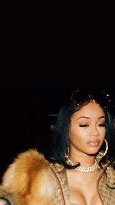 Boujee Aesthetic, Badass Aesthetic, Black Girl Aesthetic, Aesthetic Pictures, Saweetie Icy Grl, Icy Girl, Black Girl Magic, Black Girls, Estilo Jenner
