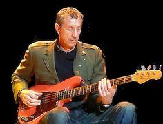 Pino Palladino - literally and figuratively a bass giant. Paul Young, The Who, John Mayer Trio to name a very few.