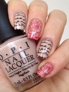 GioNails: Romantic Mani with MoYou