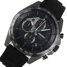 Stylish Watches, Luxury Watches, Cool Watches, Watches For Men, Mens Watches Online, Seiko Watches, Casio Watch, Stainless Steel Case, Chronograph
