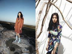 Ilaria Orsini Beauty Photography, Fashion Photography, Fashion Beauty, Duster Coat, Jackets, Down Jackets, High Fashion Photography, Jacket