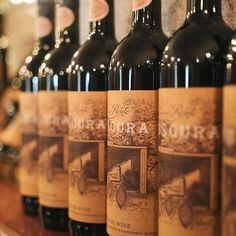 Photo by Spice Route Wines. New label design by for