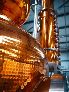 The still that distils Shortcross Gin at Rademon Estate Distillery! Gin Foundry, Beer Recipes, Coffee Recipes, Copper Pot Still, Gin Distillery, Home Brewery, Craft Gin, Food Truck Design, Pumpkin Spice Coffee