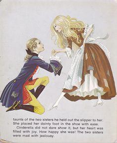 Cinderella.  Illustrated by Janet & Anne Grahame Johnstone