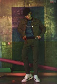 Scans: T.O.P for Arena Homme+ Magazine (September 2014) [PHOTOS] » bigbangupdates