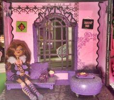 Monster High Custom Made Doll House - monster-high Photo