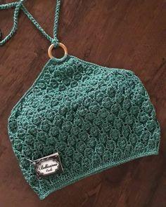 Crochet Summer Tops, Crochet Crop Top, Crochet Blouse, Knit Crochet, Baby Quilt Patterns, Crochet Patterns, Tops Tejidos A Crochet, Crochet Bikini Pattern, Crochet Clothes