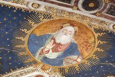 Affresco nella Chiesa di San Maurizio al Monastero Maggiore