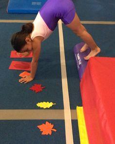 Handstand Gymnastics Yoga Handstand gymnastics _ handstandgymnastik _ gymnastique d'appui renversé Gymnastics Games, Gymnastics Lessons, Gymnastics Routines, Preschool Gymnastics, Gymnastics Floor, Tumbling Gymnastics, Gymnastics Coaching, Gymnastics Training, Gymnastics Workout