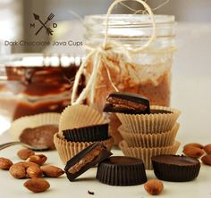 Chocolate java cups