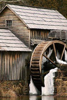 Mabry Mill, Blue Ridge Parkway | Shawn Jennings Photography