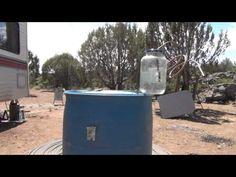 Methane digester P#1 - YouTube