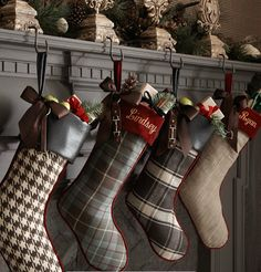Interestosity: How to Make a Cuffed Christmas Stocking