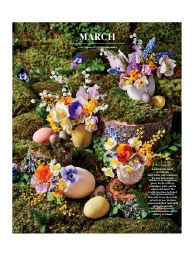 Martha Stewart Living March 2016: Feature Introduction