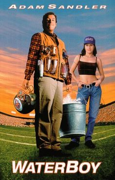 "Waterboy....""i was just thinkin' bout stealing LT's Porche over there...but i spose i'd better move along for i get u in trouble wit ur mama"""