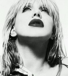 Courtney Love - Underrated and has a bad reputation, but loaded with talent and has a gift for poetry.