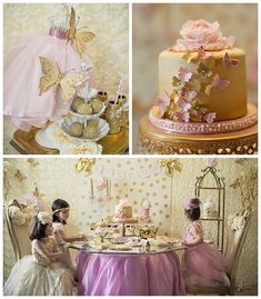 Butterfly Kisses Pink + Gold Valentine's Day Tea Party via Kara's Party Ideas KarasPartyIdeas.com Tutorials, cake, invitation, banners, desserts and more! #butterflykisses #butterflyteaparty #teapartyideas #valentinesdayteaparty #pinkandgold #goldandpink #butterflykissesparty #karaspartyideas #partystyling #valentinesdaypartyideas #pinkandgoldvalentinesdayparty #goldteaparty #butterflyparty (1)