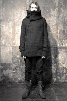 Nude Masahiko Maruyama A/W 2012-13 Menswear Collection