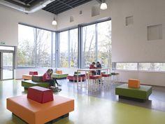 Escuela Amstelveen / DMV architects Amstelveen College / DMV architects – Plataforma Arquitectura