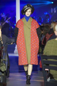 Défilé Kenzo prêt-à-porter femme automne-hiver 2017-2018 9