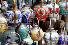 Pottery at old town market, Shanghai #gucciviaggio