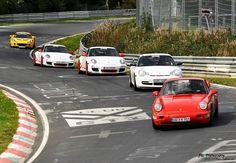 Porsche #Nurburgring #Nordschleife