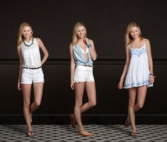 So Cal Stylist - Bettys Key Look | The Brightest Whites | HollisterCo.com