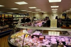 Pop into our deli for a fantastic range of local, British and Continental cheese.   #bakersandlarners #cheeseboard