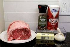 Easy step by step instructions for a wonderful small ribeye roast. Cut down for the smaller household. This roast will not leave you eating leftovers all week. Pork Ribeye Roast Recipe, Rib Roast Recipe, Roast Recipes, Seafood Recipes, Prime Rib Steak, Beef Steak, Holiday Meals, Holiday Recipes, Buttermilk Pancakes Fluffy