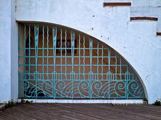 Metal Gate, Rye Playland, Rye, New York
