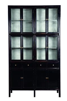 Asian style kabinett svart från House doctor hos ConfidentLiving.se