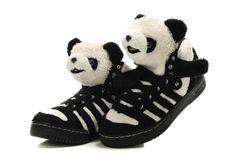 info for a724f 488c1 Jeremy Scott Teddy Bear Shoes Black Cushioned Running Shoes, Jeremy Scott  Adidas, Shoe Sale