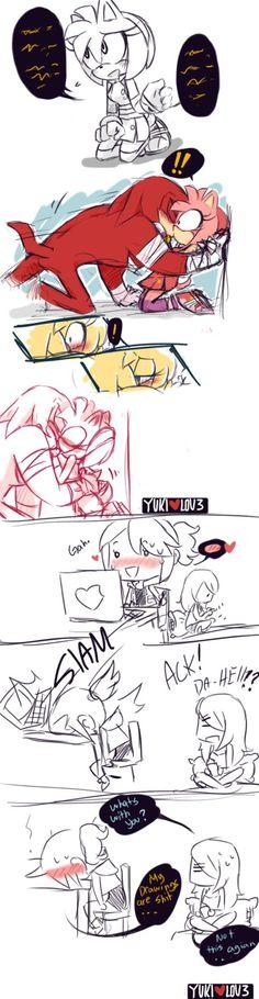 Shut up and kiss me! by kirei-naa