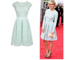 6298440a4c Ask the Stylist helps a reader find Sienna Miller s Mint Green dress for a  wedding Mint