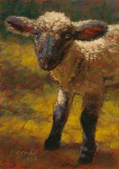 DPW Fine Art Friendly Auctions - Ewegenie by Rita Kirkman