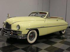 1950 Packard Super Eight Convertible
