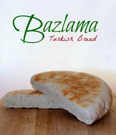 Bazlama, Turkish Griddled Flatbread. Super easy to make, I don't have the space to roll it out so I just pressed it into a dinner plate