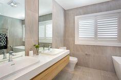 polytec Natural Oak Ravine bathroom vanity