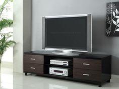 Con Black Bold TV Stand $359