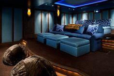 Man Caves Ni : Home cinema! cinema pinterest man caves and basements